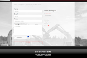 Sydney Welding Contact Page